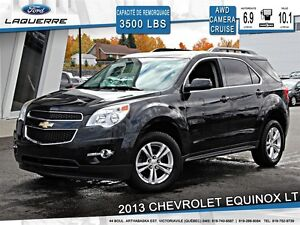 2013 Chevrolet Equinox **LT*AWD*AUTOMATIQUE*CAMERA*CRUISE*A/C**