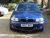 BMW 118D M SPORT 2.0ltr 2007