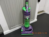 Dyson Lime Green & Purple DC04 Vacuum Cleaner