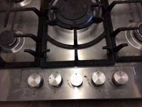 Baumatic Cooker Hob with all plates - For Sale