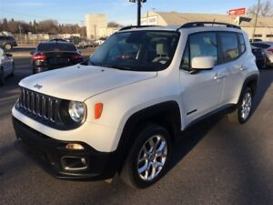 2016 Jeep Renegade North PST Paid!