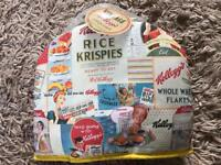 Vintage Kellogg's pimpernel tea cosy BNWT