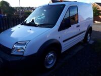 2007 Ford Transit Connect with MOT till June