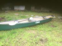 Three seater kayak
