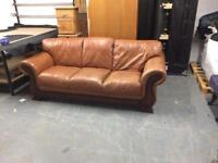Free 3 seater sofa and chair