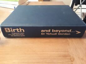 Birth and Beyond book. Covers pregnancy and baby advice
