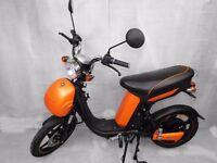 indigo electric bike
