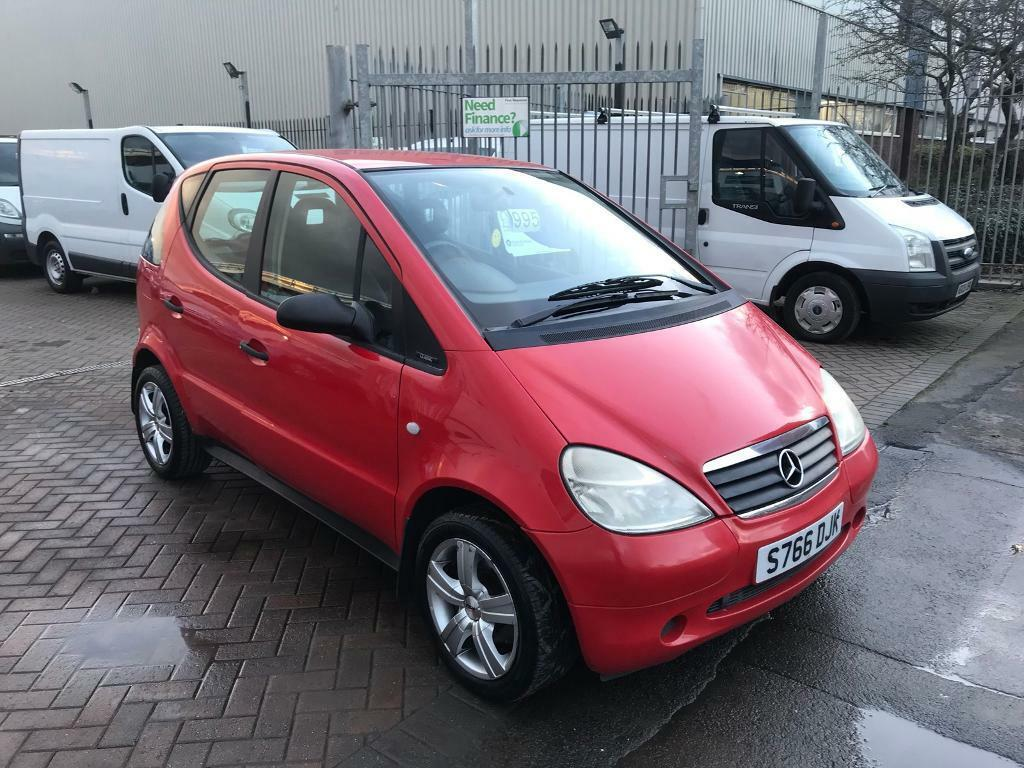 MERCEDES A CLASS A160 SUPERB DRIVE TIDY CAR FOR THE YEAR WITH LOVELY ALLOYS GREAT RUNNER READY TO GO
