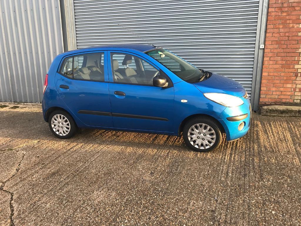 2008 Hyundai I10 1 0 In Cambridge Cambridgeshire Gumtree