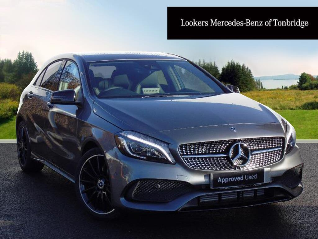 mercedes benz a class a 200 amg line premium grey 2018 01 19 in tonbridge kent gumtree. Black Bedroom Furniture Sets. Home Design Ideas