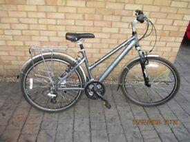 "DAWES SARATOGA SUPREME 16"" (41 CM) LADIES BICYCLE"