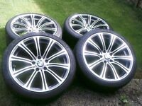 BMW M3 ,,,19 INCH SET 4 ALLOYS,