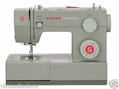 Singer 4411 Heavy Duty Sewing Machine with Metal Frame, the best seller on