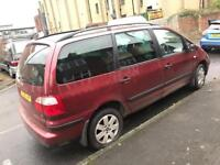 FORD GALAXY 2.3 ZETEC 7 SEATER