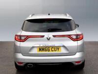 Renault Megane SIGNATURE NAV DCI (silver) 2016-11-30