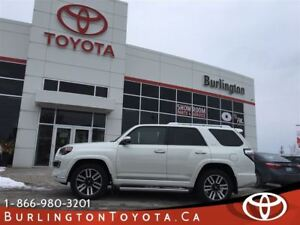 2015 Toyota 4Runner LIMITED LOW KM'S