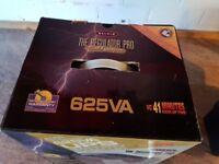 Belkin AVR Technology 625VA UPS Battery Backup - BRAND NEW - The Regulator Pro Gold Series