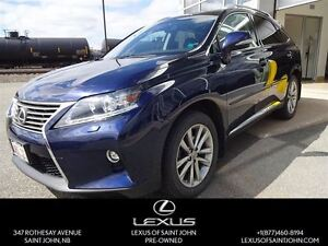 2015 Lexus RX 350 Sportdesign and fully loaded