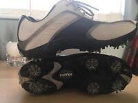 Size 5 Footjoy golf shoes