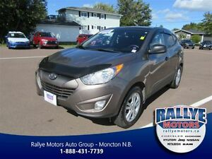 2013 Hyundai Tucson GL! Heated! Sunroof! Alloy! Trade-In!