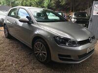Volkswagen Golf 1.4 TSI SE (s/s) 5dr £6,990 p/x welcome FREE 1 YEAR WARRANTY. NEW MOT