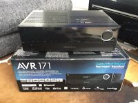 Harman Kardon AVR 171 AV receiver / amp - 7.2