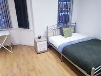 Ensuite double room for couple or single occupancy including bills