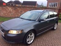 2008 VOLVO V50 SE DIESEL ESTATE,, EXCELLENT CONDITION