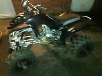 200cc quad shinray not farm quad big red bear rapture 50 100 125 mx pit bike