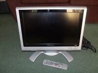 """WHARFEDALE 17"""" LCD TELEVISION"""