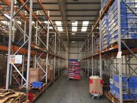 Apex Pushback Commercial Heavy Duty Industrial Warehouse Shelving Pallet Racking Units For Sale