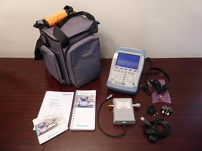 Rohde Schwarz Fsh3-tv 100khz - 3ghz Spectrum Analyzer W Z60 Preselector - Cald