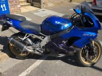 Kawasaki zx900, zx9r lovely example (not zx750, zx6r, r6, r1)