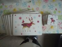 Placemats & Coasters Set