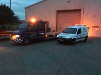 Seagrave Recovery. 24/7 Recovery vehicle transportation