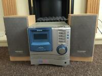 aiwa 3 robot cd changers /stereo for sale.
