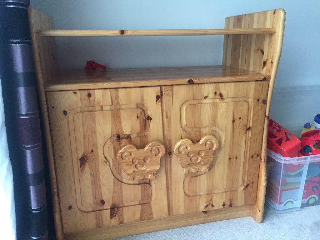 Childrens pine bedroom furniture set for sale. | in Lenzie, Glasgow ...