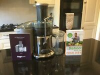 Sage Heston Blumenthal juicer.