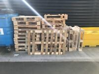 Real Wood & Composite pallets