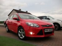 2013 Ford Focus ZETEC TDCI *LOW MILES*IMMACULATE*£20 ROAD TAX!!