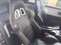 BMW E36 FRONT BUCKET SEATS EXCELLENT CONDITION