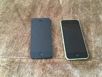 iPhone 5 and iPhone 5c For Sale