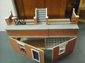 Dolls house ground floor