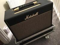 Marshall Class 5 Tube amp with optional flight case
