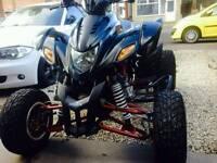 Quadzilla 500cc 58reg mint