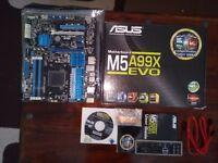 Motherboard ASUS M5A99X EVO ATX AMD 990X/SB950 Socket AM3+