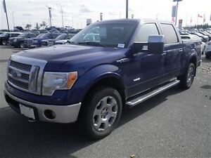 2012 Ford F-150 Lariat Ecoboost Leather