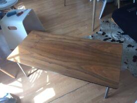 Wood Grain Replica Designer Coffee Table 110 x 50 (H) 37cm