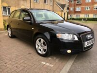 2005 Audi A4 1.9 TDi 115bhp Estate Full Service History *Full Cream Leather Seats*