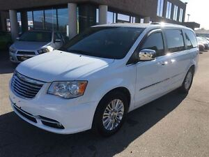 2016 Chrysler Town & Country LIMITED PREMIUM, DUAL DVD, LEATHER,